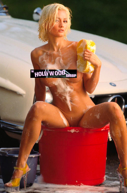 We seriously gotta get to this naked car wash ASAP! 2.