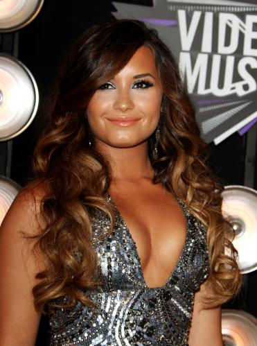 Demi Lovato  on Hot Demi Lovato Pic