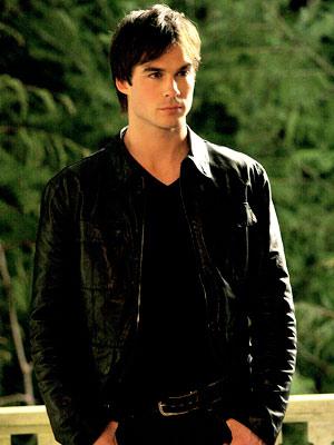 تقرير مسلسل Vampire Diaries