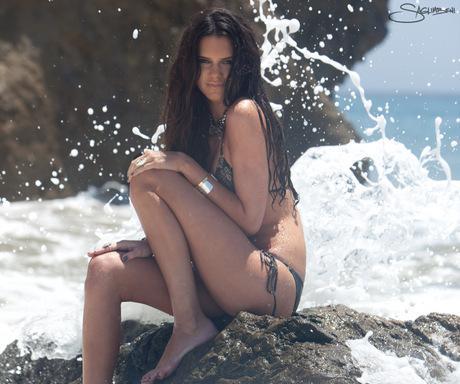 In a String Bikini