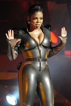 Janet on Tour