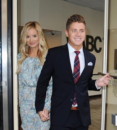 jef holm and emily maynard photo 392x435 Emily Maynard on Jef Holm: My