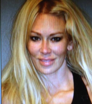 Jenna Jameson Mug Shot. According to law enforcement, Jenna blew a .13 and ...