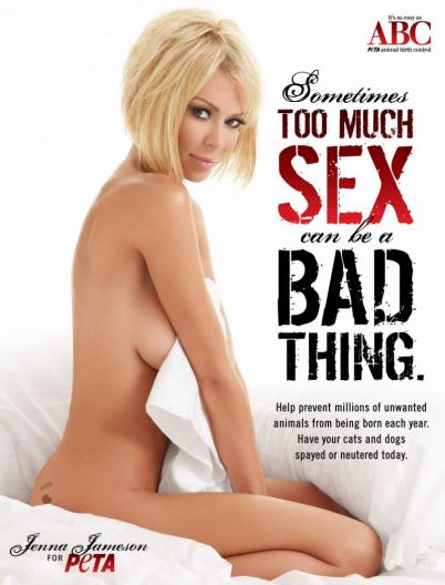 jenna jameson naked 402x528 ... Jenna Jameson naked make you wanna chop the private parts off your pet?