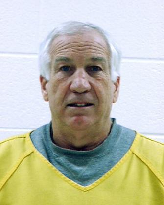 jerry sandusky mug shot 335x418 Break up BIG Banks