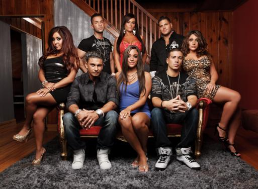 pictures of the jersey shore cast in italy. Jersey Shore Season 3 Cast