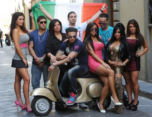 Celeb MUSIC » MTV to Re-Cast Jersey Shore After Season 5