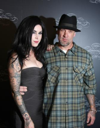 jesse james and kat von dee. Jesse James and Kat Von D