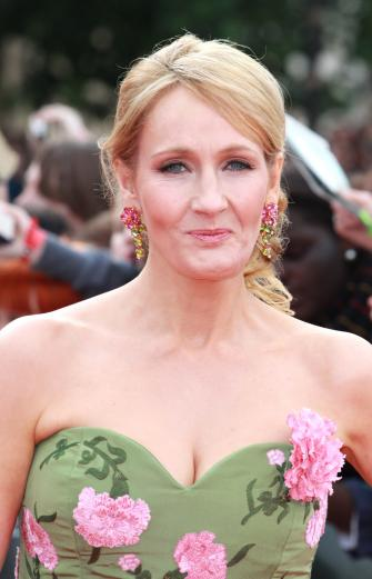 "J.K. Rowling to Pen ""Very Different"" New Book - The Hollywood Gossip"