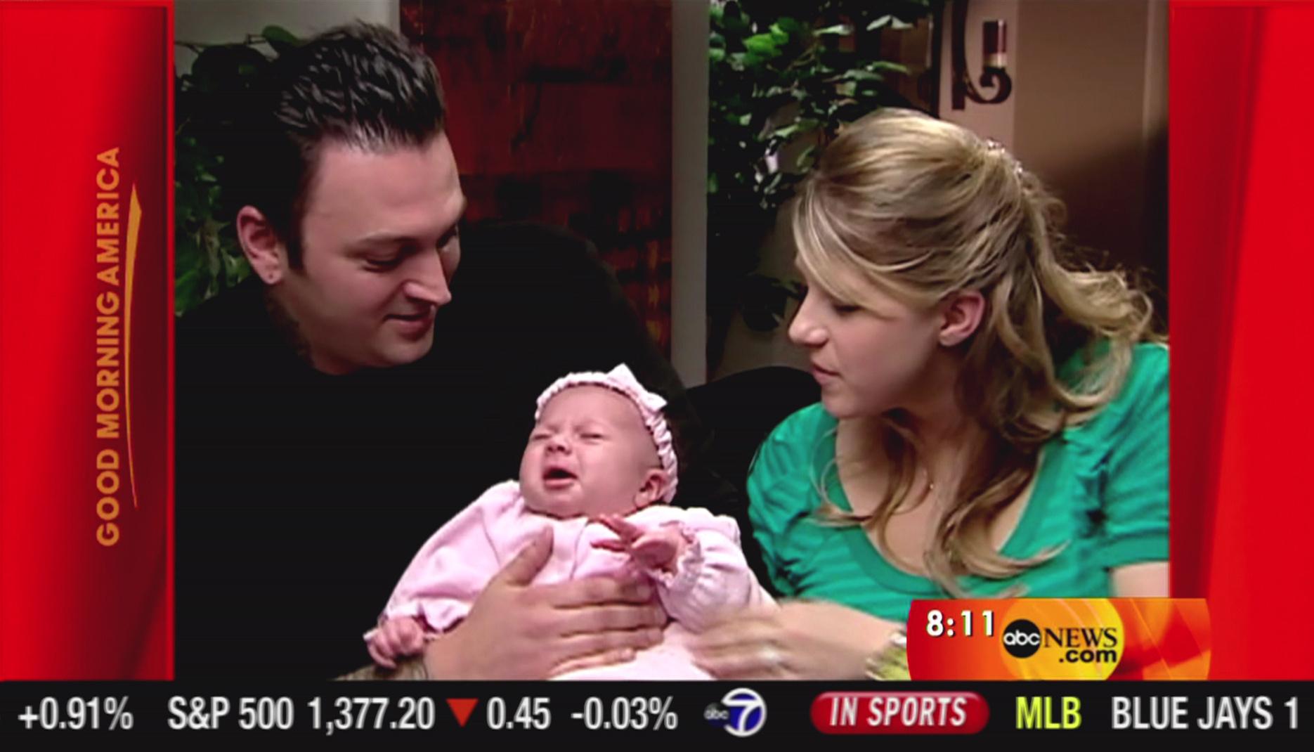 The A List Stephanie Tanner is Pregnant Again