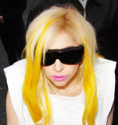 lady gaga hermaphrodite picture. Just Gaga Over Gaga