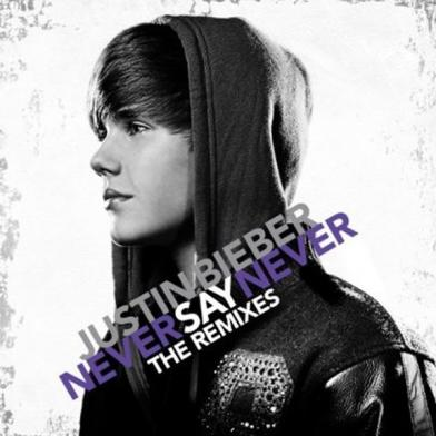 justin bieber never say never movie cover. Justin Bieber, Never Say