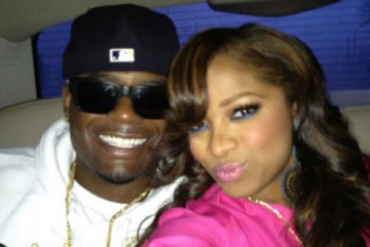 k michelle and memphitz 522x349 K. Michelle Accuses Memphitz of Domestic Abuse on Love & Hip Hop: Atlanta