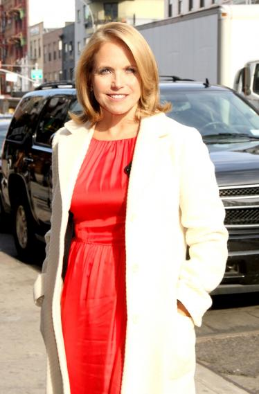 Katie Couric to Guest Host Good Morning America - The Hollywood Gossip