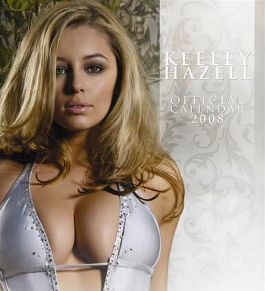 keeley hazell sex tape