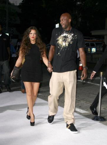 Khloe Kardashian and Lamar Odom Wedding To Take Place on Sunday