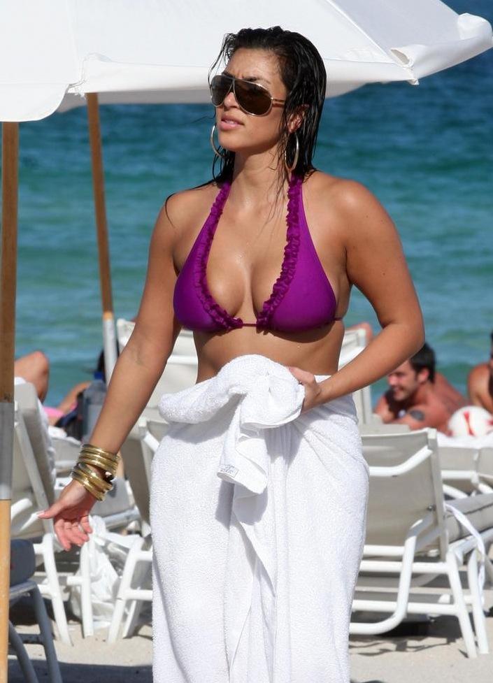Kim Kardashian Thongs
