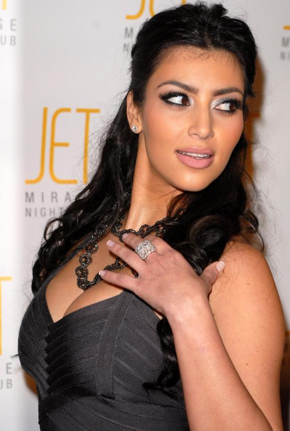 Kim Kardashian Sex Tape Boobs