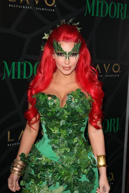 Kim Kardashian Costume
