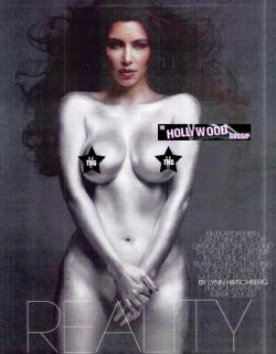 Kim Kardashian Naked Photo