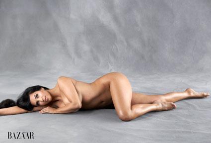 kim kardashian nude paparazzi