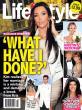 Kim Kardashian on Life & Style