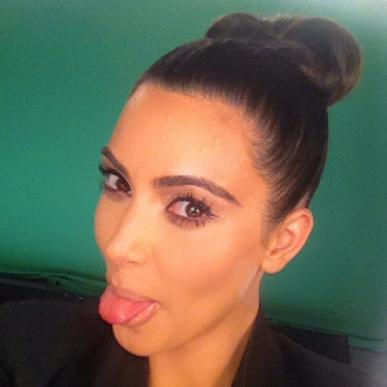 Kardashian Twitter Pics on Kim Kardashian Twitter Picture