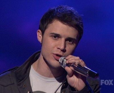 american idol. Kris Allen, American Idol