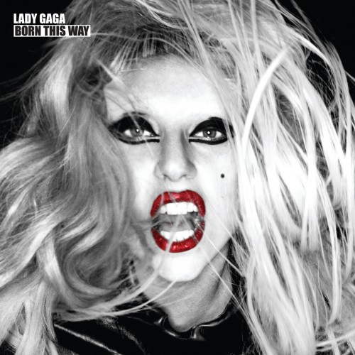 lady gaga born this way pictures. Lady Gaga: Born This Way Cover