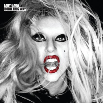 lady gaga born this way album leak download. Lady Gaga: Born This Way Cover