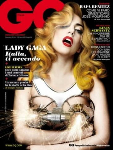 Lady Gaga, Machine Gun Bra