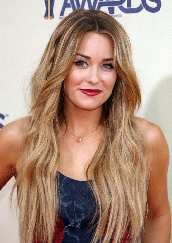 lauren conrad hair color. lauren hair