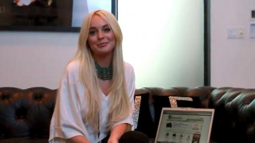 Lindsay Lohan in 'Jail'