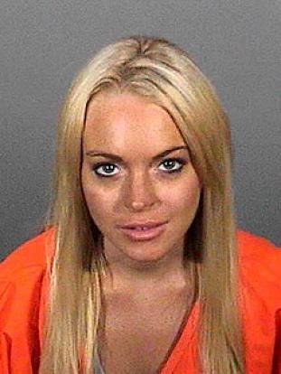 lindsay lohan 2011 mugshot. Lindsay Lohan Mug Shot 2010
