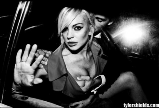 Celeb GOSSIP » Spencer Falls Gets to Second Base With Lindsay Lohan