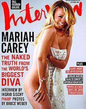 mariah carey nude pics