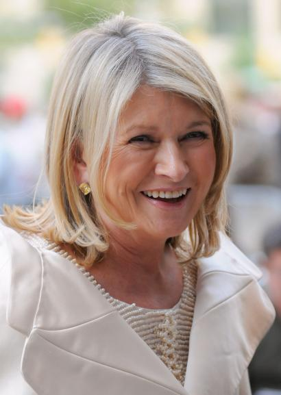 Martha Stewart Image How many Google alerts have I gotten in the last
