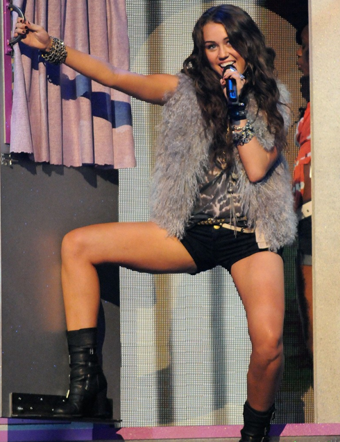 Mature Miley