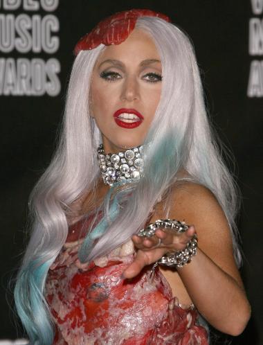 Meaty Gaga