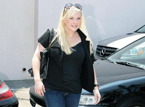 meghan mccain breasts. Meghan McCain is Back