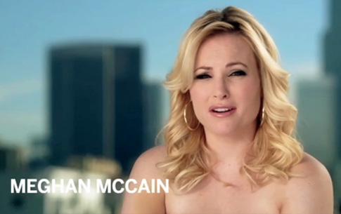 meghan mccain. Meghan McCain Might as Well Be