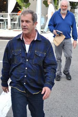 Mel Gibson on Laura Bellizzi Paternity Claim: WHO?!