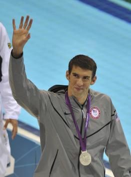 Michael Phelps at the Olympics