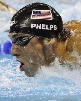 Michael Phelps and Ryan Lochte Square Off For Gold: Who Won? » Gossip | Michael Phelps