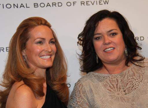 Michelle Rounds, Rosie O'Donnell