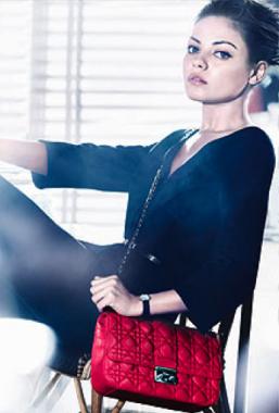 Mila Kunis For Dior