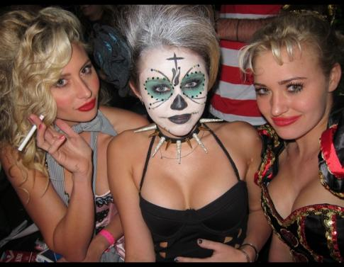 Miley Cyrus Halloween Outfit