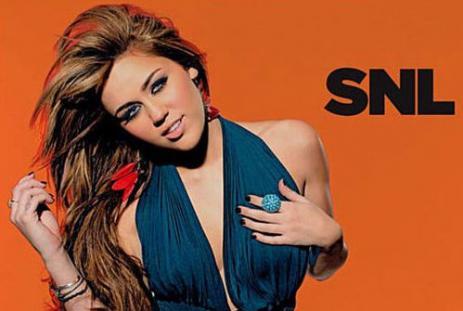 miley cyrus snl. Miley Cyrus SNL Promo