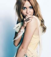 Miley in Marie Claire