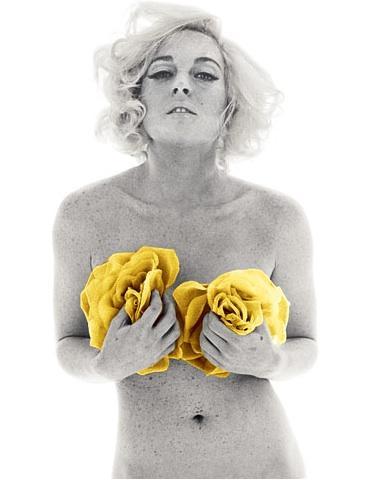 Naked Lindsay Lohan